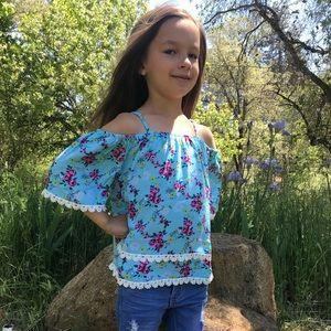 b919c77c678ec Cutie Patootie Shirts   Tops - Girls Off The Shoulder Top